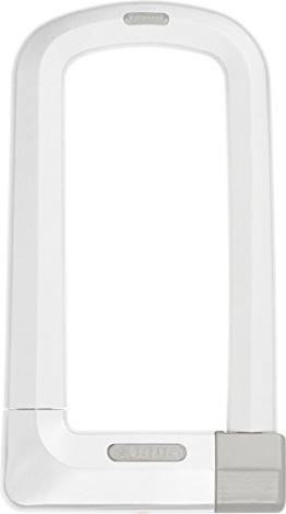 ABUS Bügelschloss Ugrip Plus 501/150hb230 + Ush, white, 58488-6 -